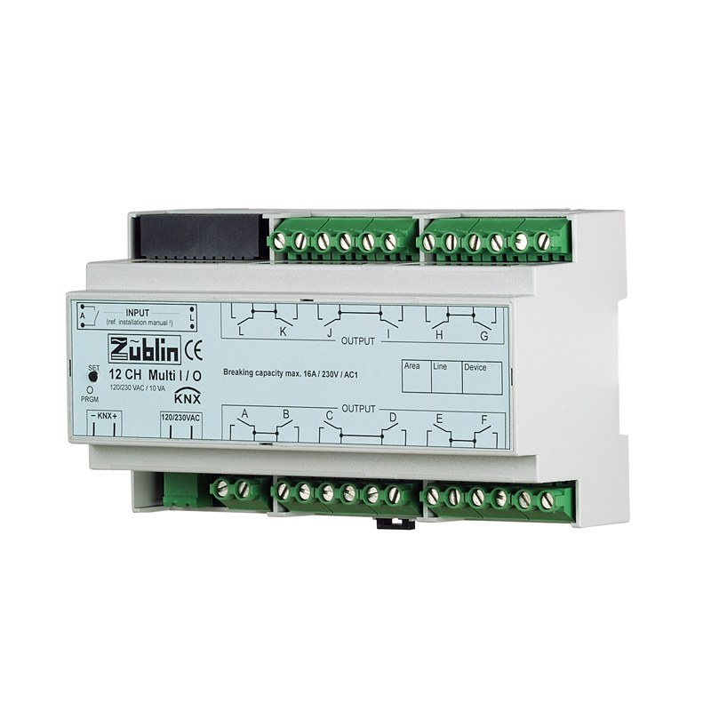 Dispositivo KNX - Switching Actuator 12-CH Mu…